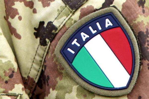 Нашивка Итальянского добровольца