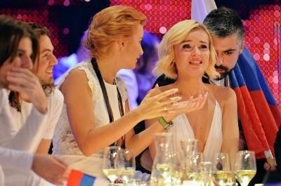 Полина Гагарина на Евровидение 2015