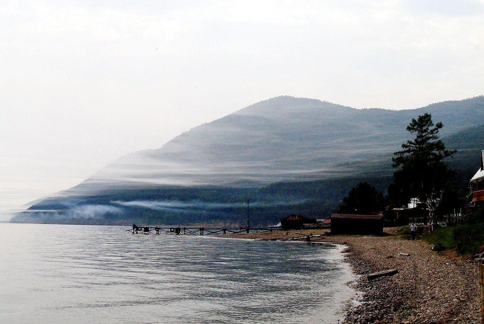 Озеро Байкал, Большие Коты
