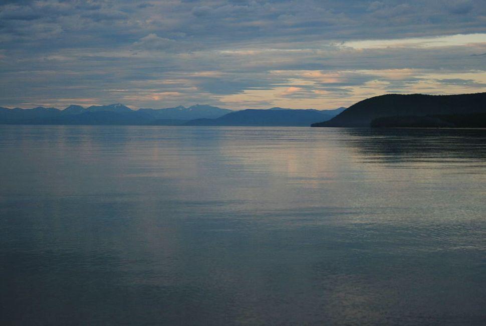 Озеро Байкал, Максимиха