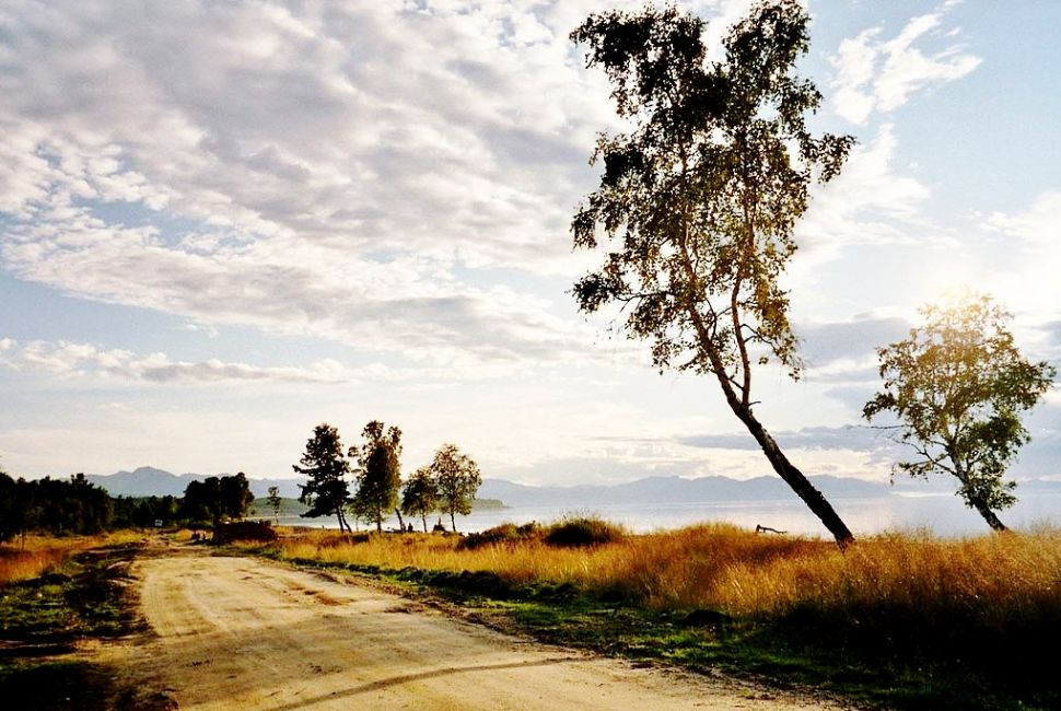 Озеро Байкал, Слюдянка