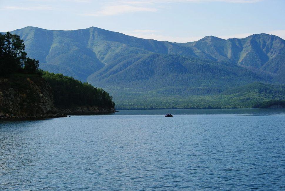 Озеро Байкал, Змеиная бухта